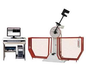 JB –W300微机屏显半自动冲击试验机