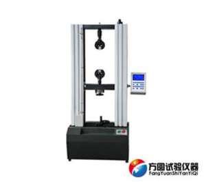 WDS数显式电子万能试验机(门式结构)