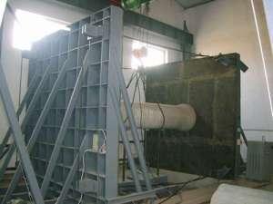 HNP-2600B数显式排水管内水压试验装置