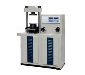YAW-100型红砖压力试验机