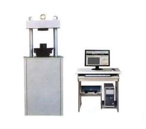 YAW-300D微机控制恒应力水泥压力试验机