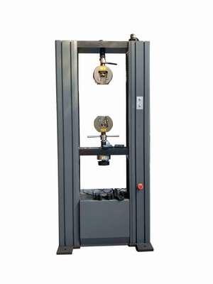 电子万能材料试验机的操作规程与它的维护保养方法