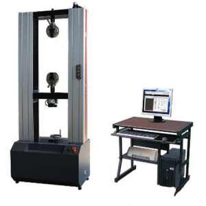 电脑控制万能材料拉力试验机