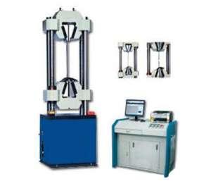 WAW-600L微机控制电液伺服钢绞线试验机