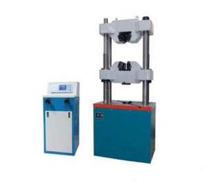 WE-1000B数显材料拉力试验机