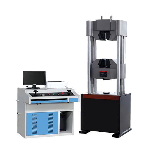 液压万能试验机其不能工作的原因及使用时注意事项