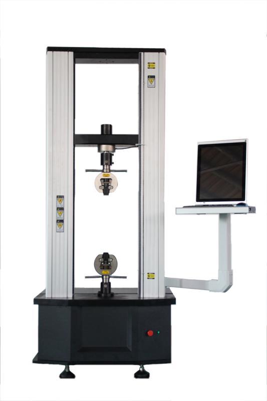 关于电子万能试验机使用时的检查事项及变形测量的工作原理