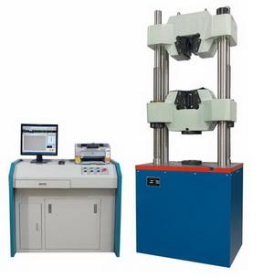 液压万能试验机的控制系统保养及维修
