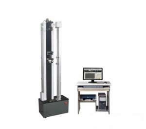 土工布拉力试验机的特点及结构原理