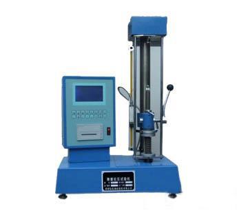 手动双数显弹簧拉压试验机的主要用途及功能特点